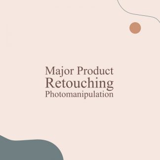 expert product retouching services